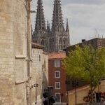La catedral de Burgos, ruta panorámica