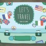 Lista de viajes deseados para 2014