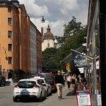 Alojarse en un apartamento en Estocolmo, en el Sofo