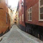 Gamla Stan, una ruta por el centro de Estocolmo