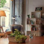 Gastrolibrerías, comer en Madrid en una librería
