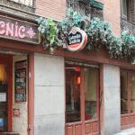 Picnic Bar, el más hipster de Malasaña