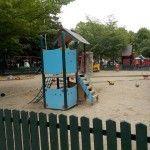 Parques infantiles en Estocolmo