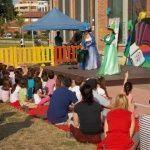 Hangar Market Festival, planes con niños en Burgos