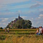 Mont Saint Michel, a qué hora ir para ver las mareas