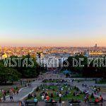 5 Vistas de París gratis e imprescindibles