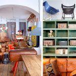 Passage Privé, objetología y muebles vintage en Madrid