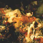 El romanticismo de Delacroix