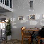 Salón cocina comedor en Saint Michel en Gréve