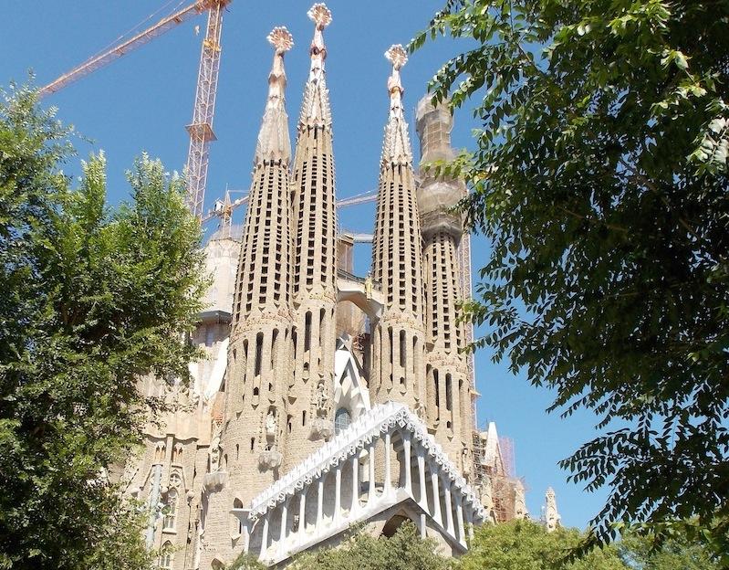 Imprescindibles en Barcelona la primera vez