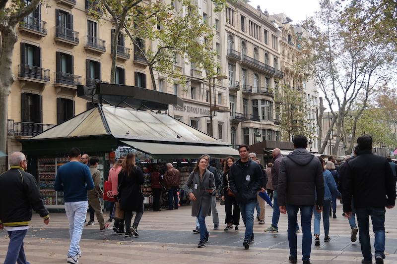 Imprescindibles en Barcelona gratis