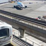 Airtrain JFK a Nueva York hacia Jamaica Station